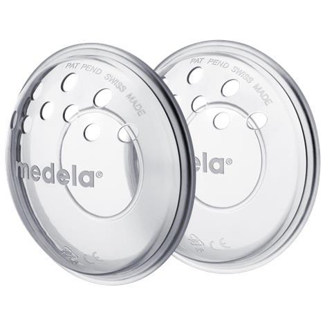 "Medela TheraShells Breast Shells,3-3/4"" x 5-1/4"" x 1-1/2"",6/Pack,89930"