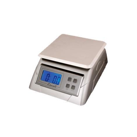 "Escali Alimento Digital Kitchen Scale,7"" X 9.5"" X 3.5"",Each,136DK"