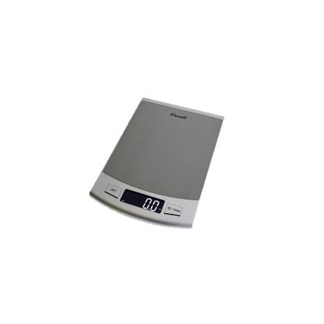 "Escali Passo High Capacity Digital Scale,9.5"" X 6.5"" X 0.75"",Each,2210S"