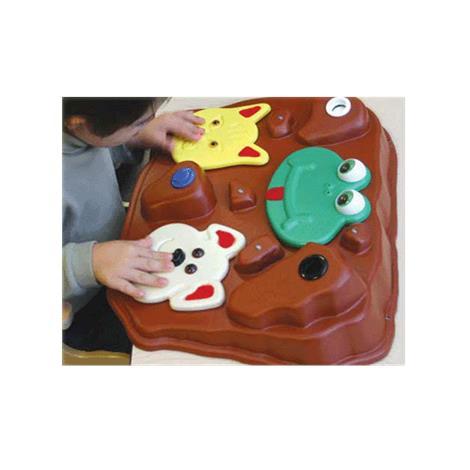 Animal Rock Manipulative Toy,Animal Rock,Each,3900 ENA3900