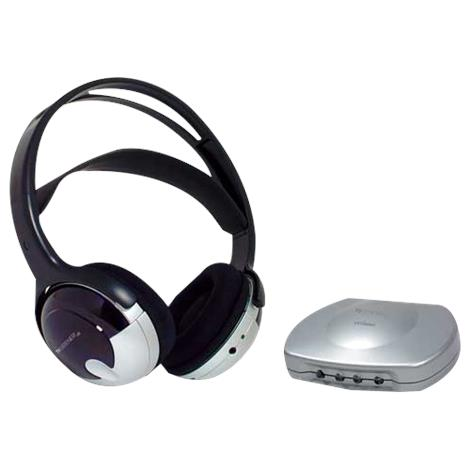 Unisar TV Listener J3 Rechargeable Wireless Headset,TV Amplifier,Each,HC-TVLISTENER