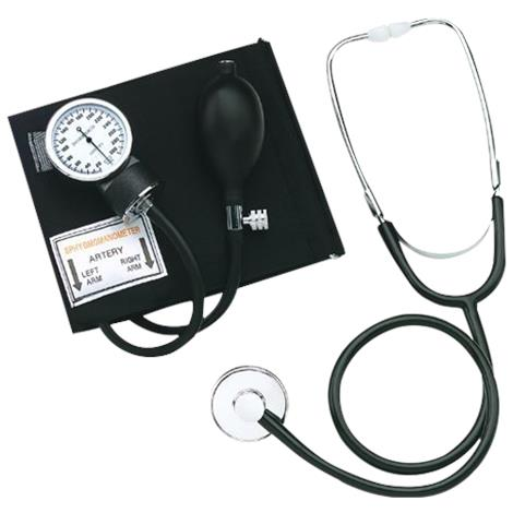 Mabis DMI Two-Party Home Pressure Kit,Adult,Each,04-176-021