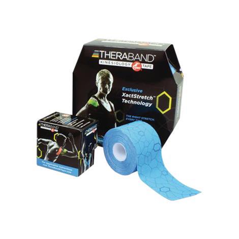 "Theraband Kinesiology Tape,2"" X 103.3',Black/Black,Print Bulk Roll,Each,81664150"