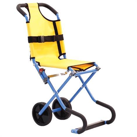 """Evac Chair CarryLite Evacuation Chair,48""""H x 14""""D x 16""""W,Each,1-200"""