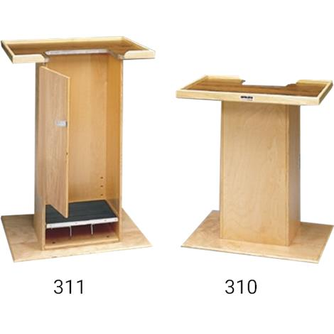 Bailey Individual Standing Box,Adult Standing Box,Each,BM311