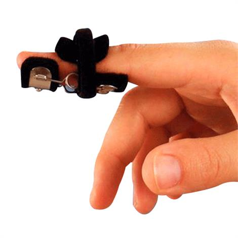 "Bunnell Mini Modified Safety Pin Finger Splint,Large,Length: 1-7/8"" (4.76Cm),Each,705703"