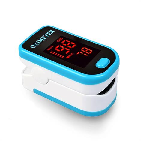 BodyMed Fingertip Pulse Oximeter,Black,Each,BDMOXMTRBLK