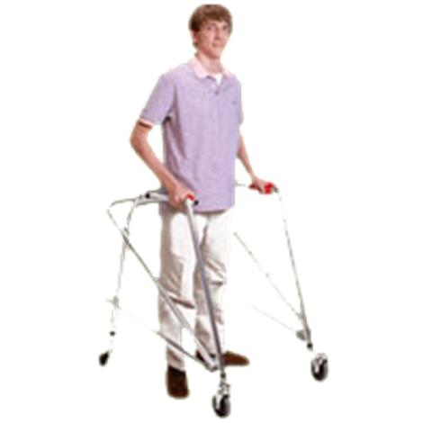 Kaye Posture Control Four Wheel Walker With Front Swivel Wheel For Children