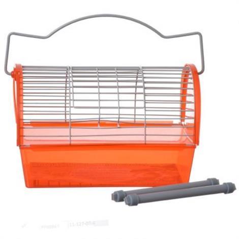 "S.A.M. Global Access Bird Carrier,Large - (12""L x 8""W x 6.75""H),Each,SAM801"