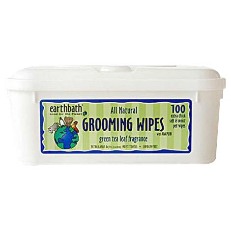 Earthbath Green Tea Grooming Wipes,Grooming Wipes,100 Ct,Each,602644000000 - from $14.39