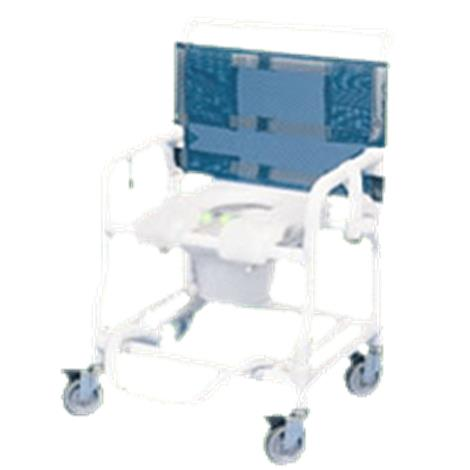 Duralife Extra Wide Bariatric Deluxe Shower And Commode Chair