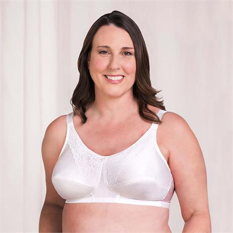 Trulife 190 Irene Classic Full Support Softcup Mastectomy Bra,0,Each,190