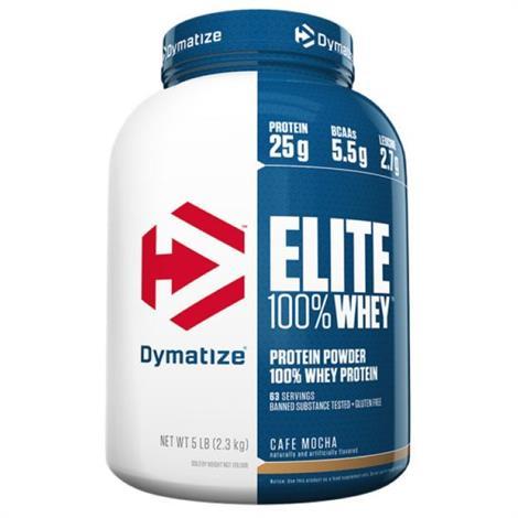 Dymatize Elite 100% Whey Dietary ,Raspberry Cheescake, 2lb,Each,8060648