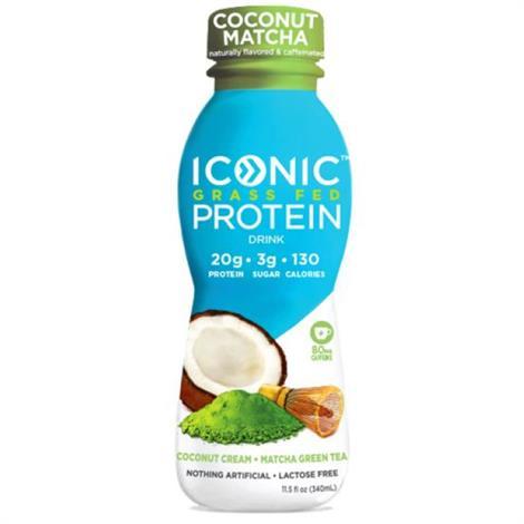 Iconic RTD Drink,Cafe Au Lait,12/Case,5320005