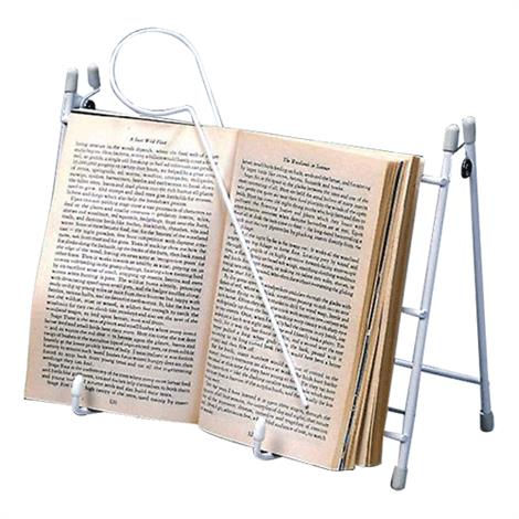 Homecraft Folding Book and Magazine Stand,Folding Stand,Each,91105113