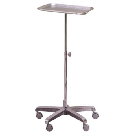 McKesson Entrust Performance Mobile Instrument Stand,Mobile Instrument Stand,Each,81-43465