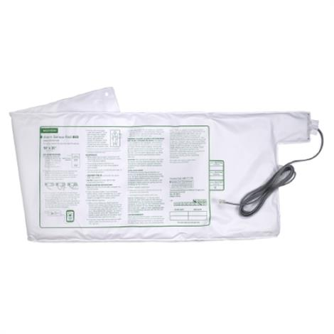 "Mckesson Bed Alarm Sensor Pad,1 Year Warranty,10"" x 30"",Each,162-1134"