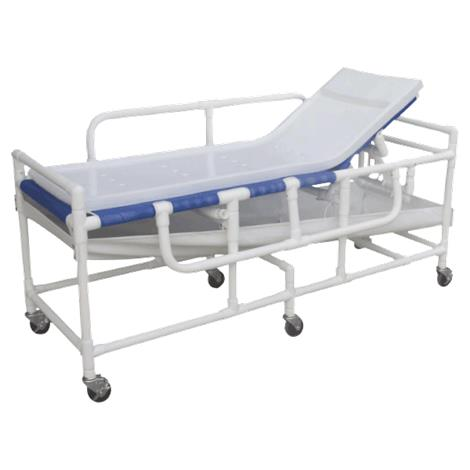 Graham-Field PVC Shower Bed,Bariatric,Each,9005