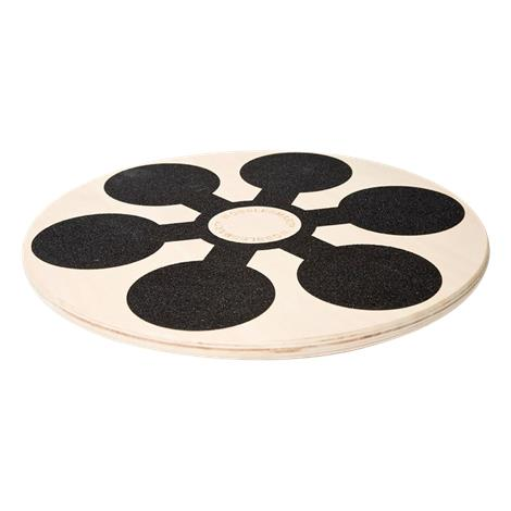 """Image of Wobblesmart Wooden Wobble Board,Base Diameter: 15-1/3"""",Each,4185"""