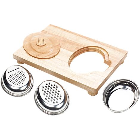 "PETA Multi-Function Food Preparation Board,Overall Dimensions: 17-1/4""L X 12""W X 2""H,Each,PET303"