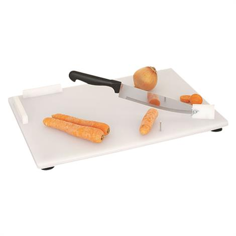 """Parsons Combination Cutting Board,Size: 16"""" x 12"""",Each,16K016"""