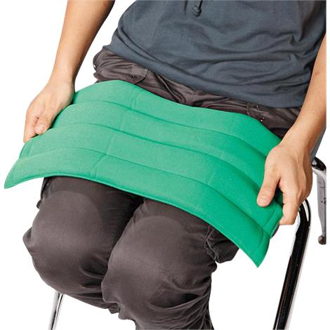 FlagHouse Weighted Lap Pad,Large 24L x 10W,Each,34095