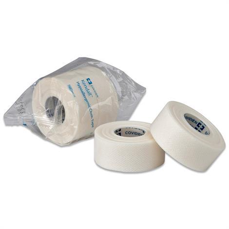 Covidien Tenderfix Cloth Tape,4 x 10 yds, Roll,12/Pack,9414C