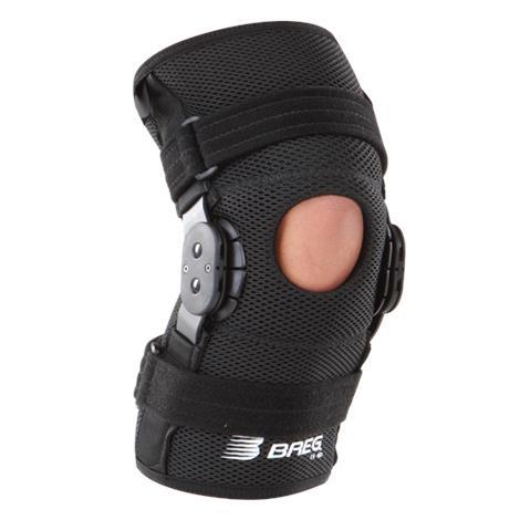 Breg ShortRunner Airmesh Soft Knee Brace