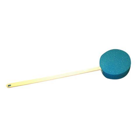 "Essential Medical Round Bath Sponge,20"" Long,Each,L3040"