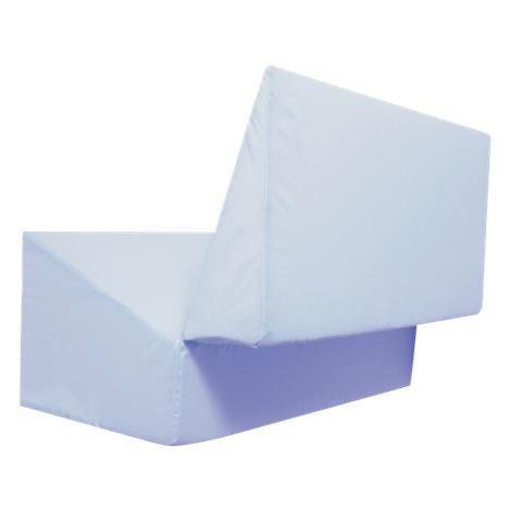 """Essential Medical Folding Foam Bed Wedge,24""""L x 12""""W x 10""""H,Each,F1510F"""