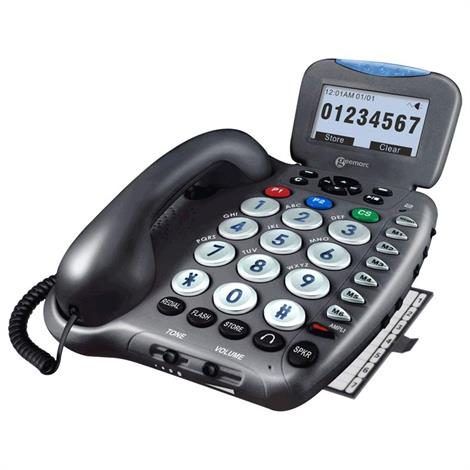 Sonic Alert Digital Amplified Telephone with Talking Caller ID And Talking Keys,Talking Caller ID And Talking Keys,Each,Ampli550