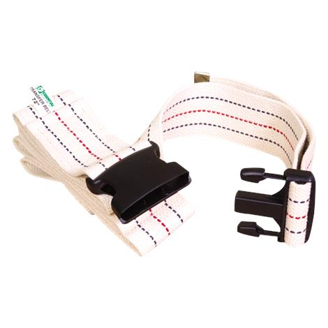 "Essential Medical Woven Gait Belt With Plastic Buckle,54"" Long,Each,P2503"