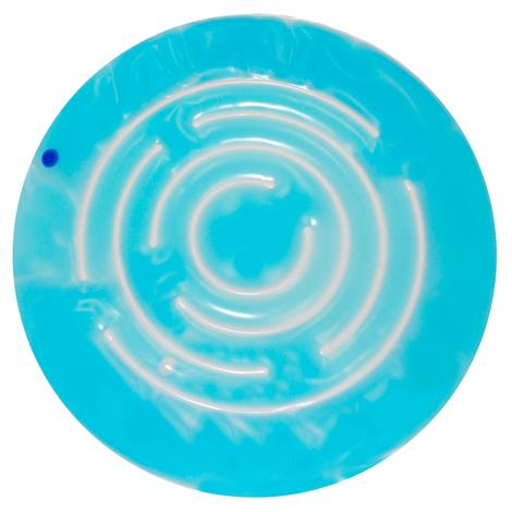 Skil-Care Gel Spiral Maze,Blue Gel Spiral,Each,914733B