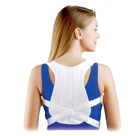 FLA Posture Control Shoulder Brace,Large,Each,16-420LGSTD