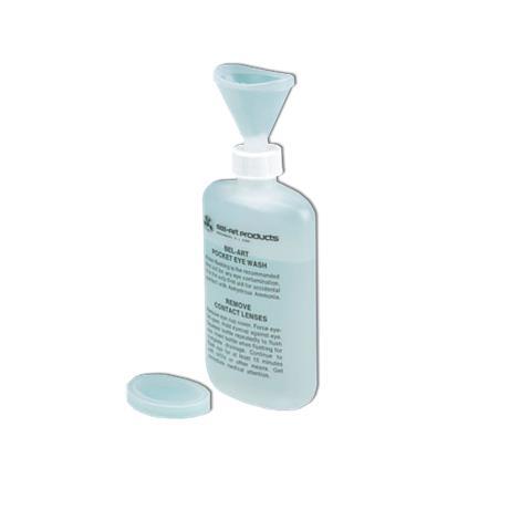 Maddak Pocket Size Eyewash Bottle,4oz (120ml),Each,F792690000