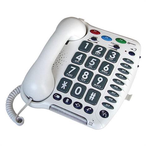 Geemarc AMPLI200 Amplfied Phone,Amplfied Phone,Each,AMPLI200