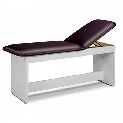 Clinton ETA Style Line Treatment Table with H-Brace,0,Each,9001