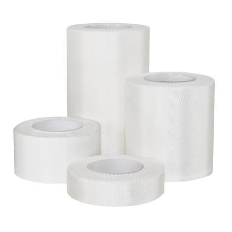 MedPride Cloth Surgical Tape,3 x 10 Yards,4/Pack, 12Pk/Case,MPR-62104