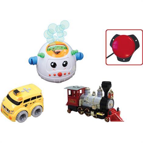 Bump and Go Toy Bundle,Toy Bundle,Each,4116 ENA4116