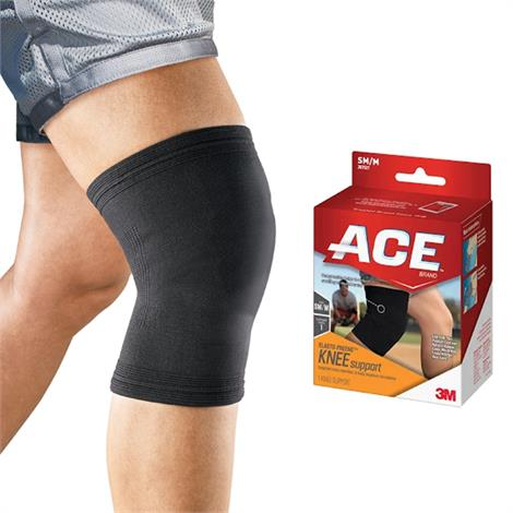 3M Ace Elasto-Preene Knee Brace,Large/XL - Elasto-Preene Knee Brace,Each,207528