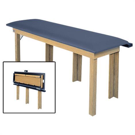 Hausmann Wall Folding Treatment Changing Table,0,Each,4075