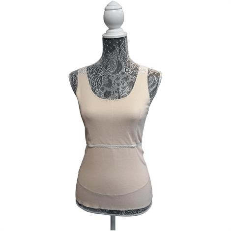 """Softee Roo Beige Prosthetic Camisole,Large,16"""" to 18"""",Each,573"""