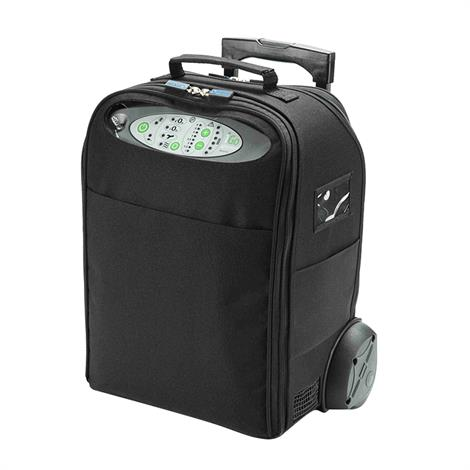 Devilbiss iGo Portable Oxygen Concentrator Deluxe Carry Case,Carry Case,Each,306DS-635