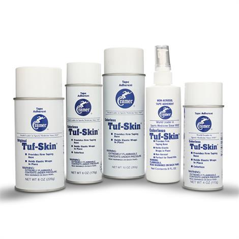 Cramer Colorless Tuf-Skin Taping Base,Cramer Colorless Tuf-Skin Taping Base,12/Case,CRM131EA