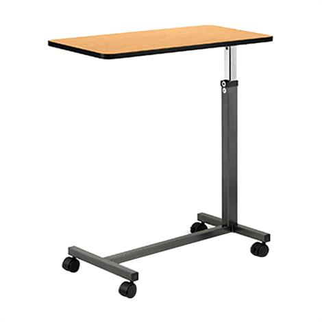 "Hausmann Over Bed Table,30""L x 15""W x 28"" to 45""H,Each,3400"