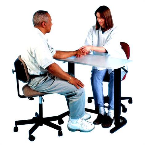 Hausmann Hand Therapy Table,Hand Therapy Table,Each,6292