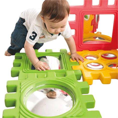 Weplay We-Blocks Reflector Cube,Reflector Cube- 6 Pieces Set,Each,KT1002