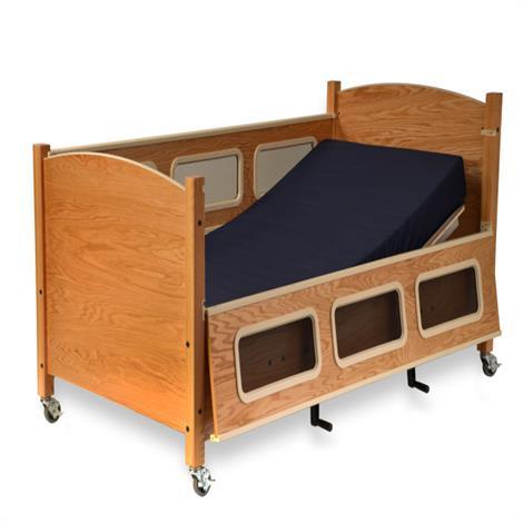 Sleepsafe Low Bed - Queen Size,0,Each,SS