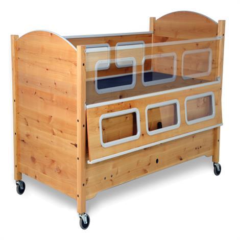 SleepSafe II Medium Bed - Queen Size,0,Each,S2Q