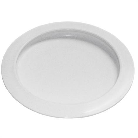 """Inner Lip Polyester Plate,9"""" Diameter,Each,#847102008820"""